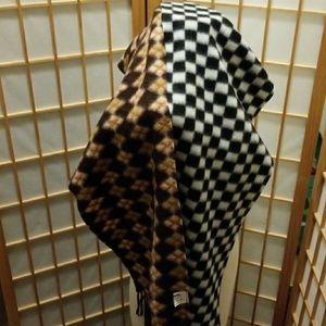Bundle of  2  printed scarves